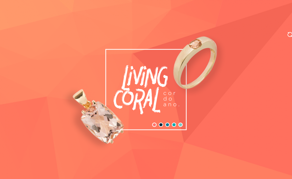 Living Coral: a cor do ano 2019!